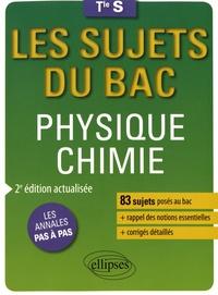 Pascal Clavier - Physique-Chimie Tle S - Enseignements spécifique et de spécialité.
