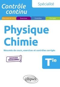 Pascal Clavier et Elodie Glowacz - Spécialité Physique-Chimie Tle.