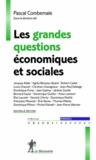 Pascal Combemale - Les grandes questions économiques et sociales.