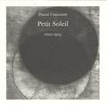 Pascal Commère - Petit Soleil.