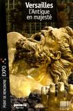 Pascal Cotentin - Versailles - L'Antique en majesté.