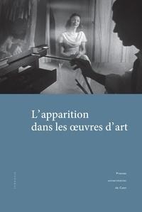 Pascal Couté et Hélène Frazik - L'apparition dans les oeuvres d'art.