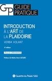 Pascal Créhange - Introduction à l'art de la plaidoirie - Verba volant.