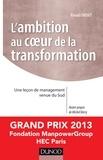 Pascal Croset - L'ambition au coeur de la transformation.