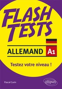 Pascal Curin - Allemand A1 - Testez votre niveau d'allemand !.