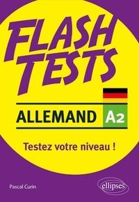 Pascal Curin - Allemand A2 - Testez votre niveau !.