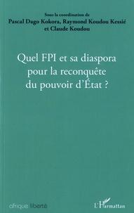 Histoiresdenlire.be Quel FPI et sa diaspora pour la reconquête du pouvoir d'Etat ? - Actes des journées de réflexions organisées à Vérone (Italie) le 7 octobre 2018 Image