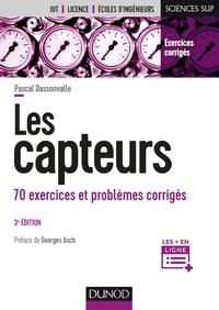 Galabria.be Les capteurs - 70 exercices et problèmes corrigés Image