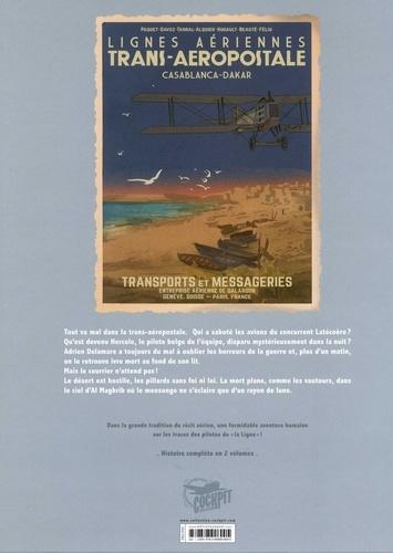 Le courrier de Casablanca Tome 2 Asmaa
