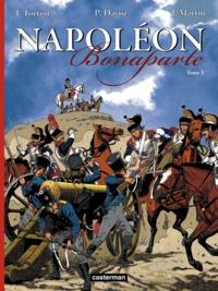 Pascal Davoz et Jean Torton - Napoléon Bonaparte Tome 3 : .