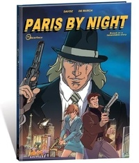 Pascal Davoz et Olivier de March - Paris by Night Tome 1 : Scarface.