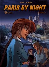 Ebook téléchargements gratuits pour kindle Paris by Night Tome 2 par Pascal Davoz, Olivier de March FB2 CHM 9782374700311 en francais