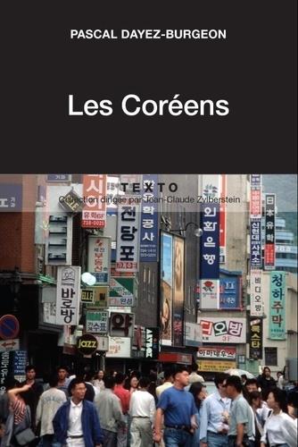 Les Coréens  édition revue et augmentée