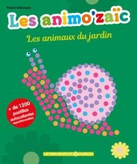Pascal Debacque - Les animo'zaïc - Les animaux du jardin.