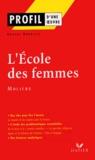 Pascal Debailly - L'école des femmes, Molière.