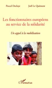 Histoiresdenlire.be Les fonctionnaires européens au service de la solidarité - Un appel à la mobilisation Image