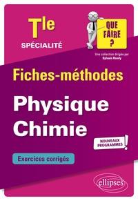 Pascal Delacour - Physique-chimie spécialité Terminale.