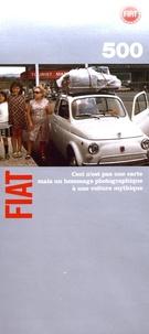 Pascal Delannoy et Olivier Darmon - Fiat 500.