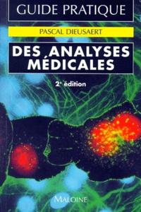 Pascal Dieusaert - .