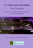 Pascal Doriguzzi - Un collier pour Barabbas.