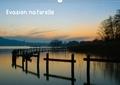 Pascal Dumont - Evasion naturelle (Calendrier mural 2017 DIN A3 horizontal) - Medley de photos de paysages entre Bretagne, Haute-Savoie et Espagne (Calendrier mensuel, 14 Pages ).