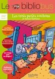 Pascal Dupont - Le Bibliobus n° 13 CP/CE1 Parcours de lecture de 4 oeuvres : Les Trois Petits Cochons ; Comment le chien devînt l'ami du chat ; Ca mange quoi un dragon? ; Guillaume superpoète.
