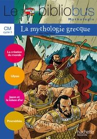 Pascal Dupont et Bernard Ginisty-Andrieu - Le bibliobus n° 31 La mythologie grecque CM - Cahier d'activités Parcours de lecture.