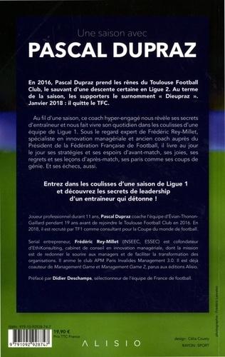 Une saison avec Pascal Dupraz. Leçons de leadership