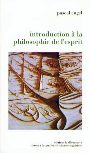 Introduction à la philosophie de l'esprit