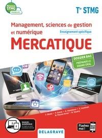 Pascal Estrat et Nadine Vaudry - Management, sciences de gestion et numérique Mercatique enseignement spécifique Tle STMG.