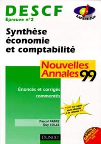 Pascal Fabre et Guy Solle - .