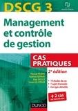 Pascal Fabre et Sabine Sépari - DSCG 3 - Management et contrôle de gestion - 2e éd - Cas pratiques.