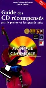 Histoiresdenlire.be Guide des CD musique classique récompensés par la presse et les grands prix - Edition 2002 Image