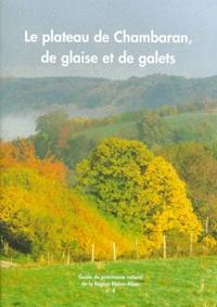 Pascal Faverot et  CREN - Le plateau de Chambaran, de glaise et de galets.