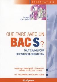 Pascal Fitzner - Que faire avec un Bac S ?.