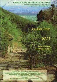 Pascal Flotté et Matthieu Fuchs - Le Bas-Rhin - 67/1.