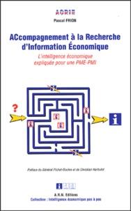 Checkpointfrance.fr Accompagnement à la Recherche d'Information Economique - L'intelligence économique expliquée pour une PME-PMI Image