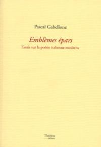 Pascal Gabellone - .
