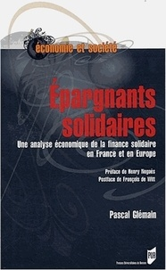 Epargnants solidaires - Une analyse économique de la finance solidaire en France et en Europe.pdf