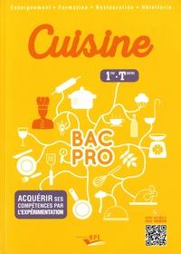 Pascal Goréguès et Florian Brzenczek - Cuisine 1re Tle Bac Pro.