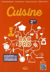 Pascal Goréguès - Cuisine 2nde.