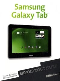 Galabria.be Samsung Galaxy Tab Image
