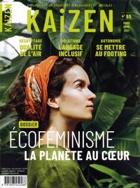 Pascal Greboval - Kaizen N° 55, mars-avril 20 : Ecoféminisme - La planète au coeur.