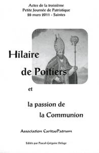 Era-circus.be Hilaire de Poitiers et la passion de la Communion - Actes de la troisième Petite Journée de Patristique Image