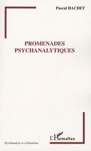 Pascal Hachet - Promenades psychanalytiques.