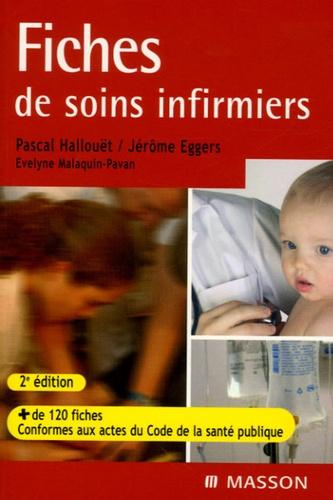 Fiches de soins infirmiers 2e édition