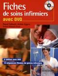 Pascal Hallouët et Jérôme Eggers - Fiches de soins infirmiers. 1 DVD
