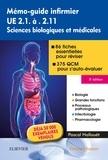 Pascal Hallouët - Mémo-guide infirmier UE 2.1 à 2.11 - Sciences biologiques et médicales.