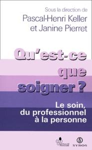 Pascal-Henri Keller et Janine Pierret - .