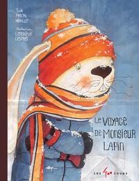 Pascal Hérault et Geneviève Després - Le voyage de monsieur Lapin.